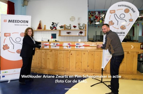 opening participatieloket AZC